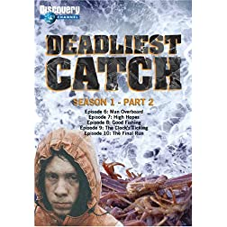 Deadliest Catch Season 1 - DVD Set (Part 2)