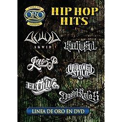 Hip Hop Hits: Linea de Oro en DVD