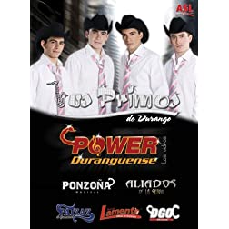 Power Duranguense: Los Videos
