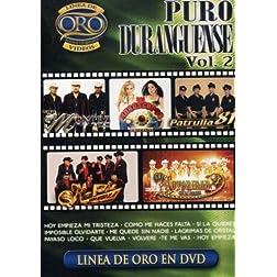 Puro Duranguense, Vol. 2