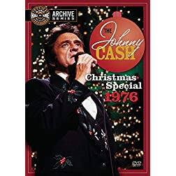 Johnny Cash Christmas 1976