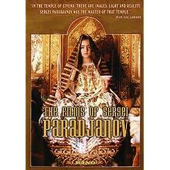 The Films of Sergei Paradjanov (Shadows of Forgotten Ancestors/The Color of Pomegranates/The Legend of Suram Fortress/Ashik Kerib)