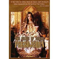 The Films of Sergei Paradjanov (Shadows of Forgotten Ancestors/The Color of Pomegranates/The Legend of Suram Fortress/Ashik Kerib)