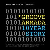 album art to 10 Year Story: From the Vaults 1997-2007 (disc 1)