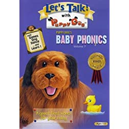 Let's Talk with Puppy Dog Vol. 7: Baby Phonics