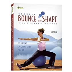Bounce into Shape: 3 in 1 Gymball Workout