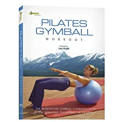 Pilates Gymball Workout