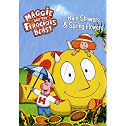 Maggie and the Ferocious Beast: Rain Showers and Spring Flowers