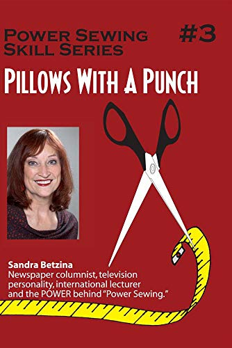 #3 Pillows with a Punch