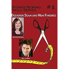 #8 Designer Seam and Hem Finishes