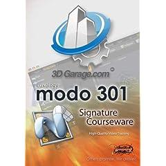 3D GARAGE modo 301 Signature Courseware