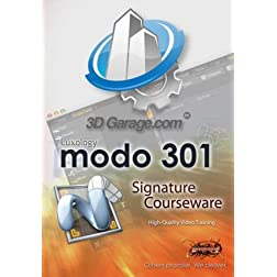 3D GARAGE modo 301 Signature Courseware