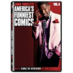 Jamie Foxx Presents: America's Funniest Comics, Vol. 4
