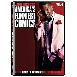 Jamie Foxx Presents: America's Funniest Comics, Vol. 4