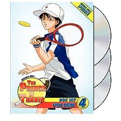 Prince of Tennis Box Set 4
