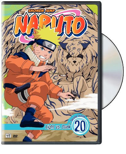 Naruto Vol. 20- Light Vs. Dark
