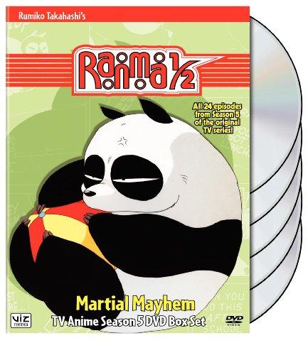 Ranma 1/2 Season 5: Martial Mayhem (2008 Edition)