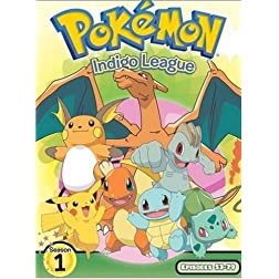Pokemon Season 1 Vol. 3