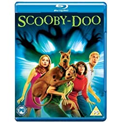 Scooby Doo (Live Action) [Blu-ray]