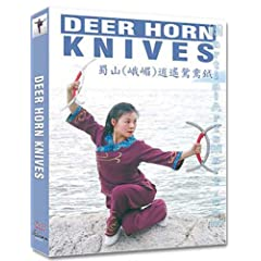 Chinese Weapons Deer Horn Knives