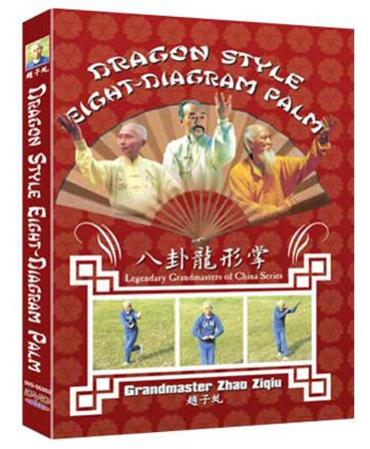 Bagua Zhang Dragon Style Eight-Diagram Palm