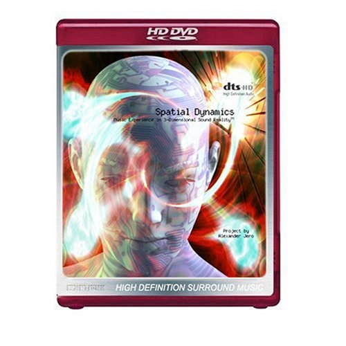 Spatial Dynamics - Music Experience in 3-Dimensional Sound Reality [HD DVD]