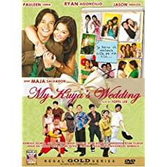 My Kuya's Wedding - Philippines Filipino Tagalog DVD Movie