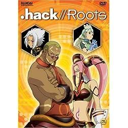 .hack//Roots, Vol. 5