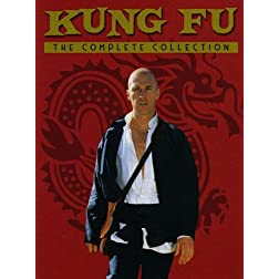 Kung Fu - The Complete Series Collection
