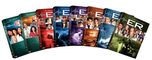 ER: The Complete Seasons 1-8