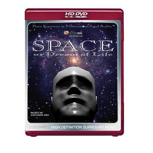 Space or Dream of Life - Music Experience in 3-Dimensional Sound Reality [HD DVD]