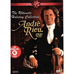 Andre Rieu The Ultimate Holiday Collection Amazon Exclusive