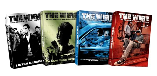 The Wire - Seasons 1-4