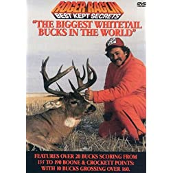 Biggest Whitetail Bucks in the World