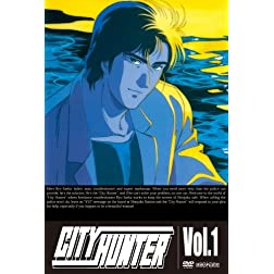 Vol. 1 - City Hunter
