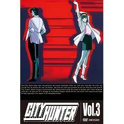 Vol. 3 - City Hunter