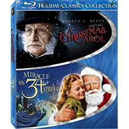 Holiday Classics Collection [Blu-ray]