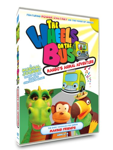 The Wheels on the Bus: Mango's Animal Adventure