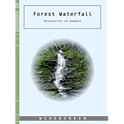 Forest Waterfall - Relaxation on Demand - DVD