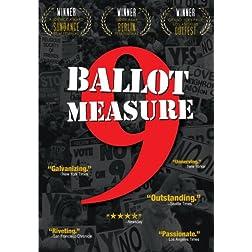 Ballot Measure 9