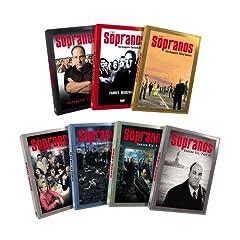 Sopranos: Complete Seasons 1-6.2 (28pc) (Ws)
