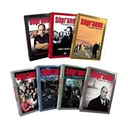 Sopranos: Complete Seasons 1-6.2 (28pc) (Ws)