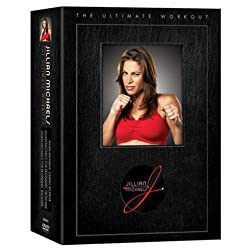 Jillian Michaels - The Ultimate Workout 3 Pack (Cardio Kickbox / Jillian Michaels for Beginners: Frontside / Jillian Michaels for Beginners: Backside)