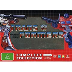 Transformers Generation 1 (Complete