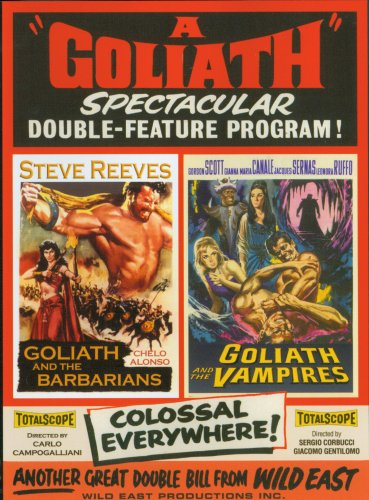 Goliath & the Barbarians, Goliath & the Vampires