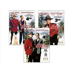 Due South Seasons 1-3 Box Set