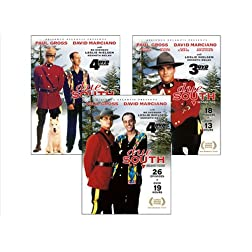 Due South Seasons 1-3 Box Set