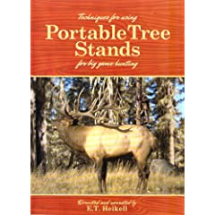 Techniques for using Portable Tree Stands for Big Game Hunting