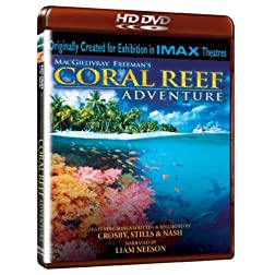 Coral Reef Adventure [HD DVD]
