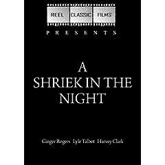 A Shriek in the Night (1933)